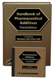 Handbook of Pharmaceutical Additives, Third Edition (Book and Software)