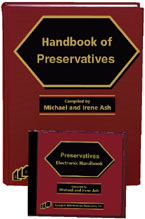 Handbook of Preservatives (Book and Software)