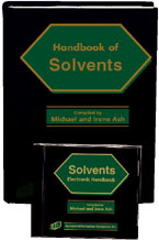 Handbook of Solvents (Book and Software)
