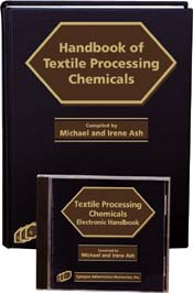 Handbook of Textile Processing Chemicals (Book and Software)